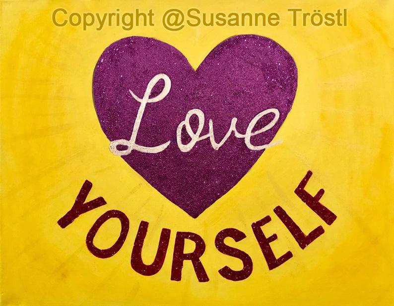 love-yourself-40x50