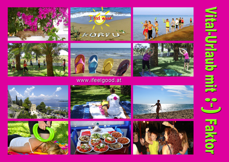 Vital-Urlaube 2013